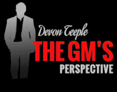 the GM's perspective decisions by Eric